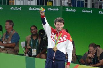 東京オリンピックへ向けて再起したソスラン・ラモノフ(ロシア)=リオデジャネイロでの優勝