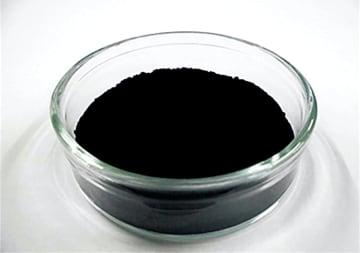 紫外線(UV)域で世界最高の透過性を実現した無機黒色顔料