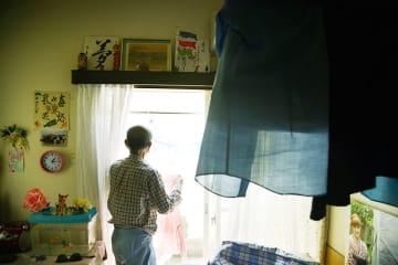 もやいが連帯保証人となってアパートに入居した人たちは、穏やかな生活を取り戻している