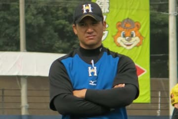 退任が発表された日本ハム・黒木知宏コーチ【写真:編集部】