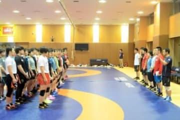秋の3大国際イベントへ向けて合宿をスタートした全日本女子チーム