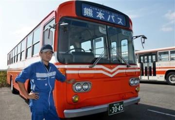 熊本バスの愛称「ブルドッグ」 全国の愛好家から人気