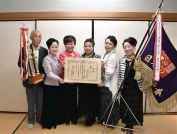 民謡合唱で全国優勝 熊本市の「光祥会」メンバー
