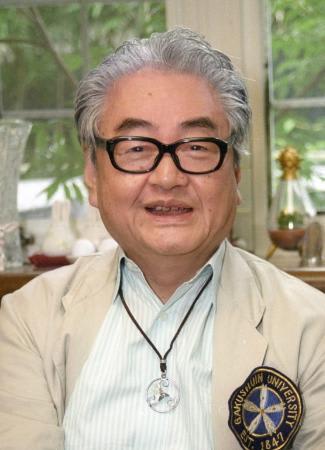 死去した篠沢秀夫さん