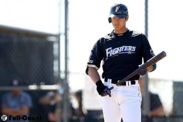 MLB挑戦を正式表明した日本ハム・大谷翔平【写真:田口有史】
