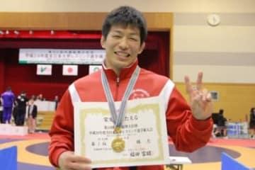 3年ぶりの優勝と学生二冠王を勝ち取った白井勝太(日大)