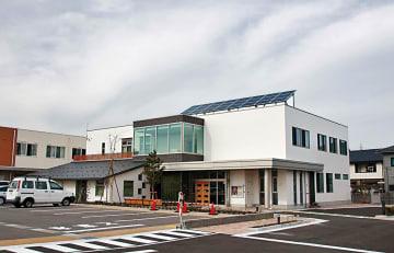 太陽光発電システムが設置された公共施設
