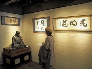 故西村公朝さんによる良慶和上像