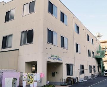 介護会社「寿寿」が運営する有料老人ホーム=奈良市