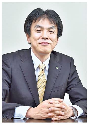 日立金属電線材料・村上執行役