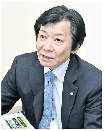 日立金属素形材・渡邉執行役
