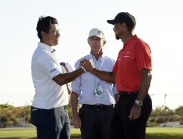 昨年、松山が優勝した大会がウッズの復帰戦となる Photo by Stan Badz/PGA TOUR