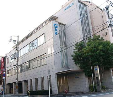 大阪市北区の本社