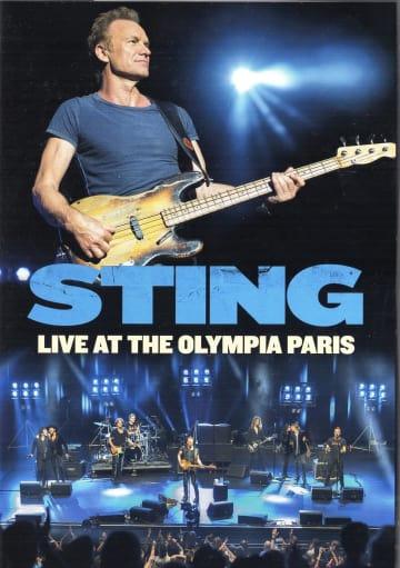 スティング『ライヴ・アット・オランピア、パリ』