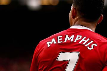 クラブの象徴である7番 photo/Getty Images
