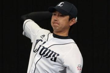 巨人が契約合意を発表した元西武・野上亮磨【写真:編集部】