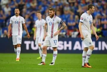 超危険な伏兵アイスランド photo/Getty Images