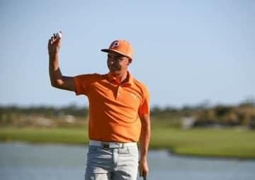 リッキー・ファウラーが11アンダー61でプレーし、通算18アンダーで大逆転勝利を飾った Photo by Ryan Young/PGA TOUR