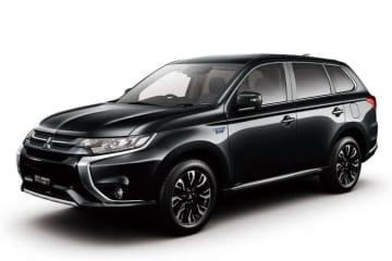 三菱 アウトランダーPHEV 特別仕様車「G Limited Edition」