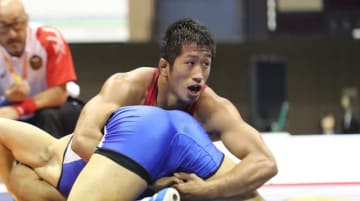 世界選手権代表の意地を見せられるか、松坂誠應(自衛隊)