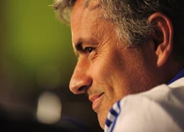レアルを指揮していたモウリーニョ photo/Getty Images