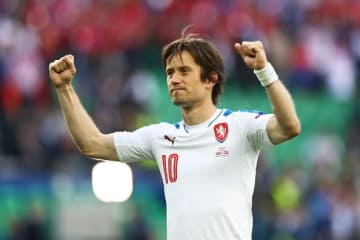 類稀なテクニックで多くのサッカーファンを魅了したロシツキー photo/Getty Images