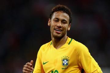 ブラジルの王様ネイマール photo/Getty Images