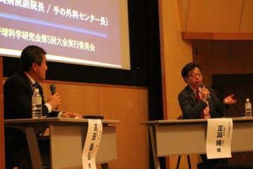 今月開催された日本野球科学研究会第5回大会では様々な研究発表が行われた【写真:広尾晃】