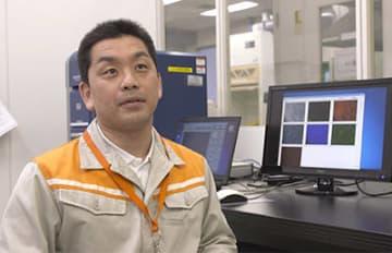 長島理選手(パラバドミントン)