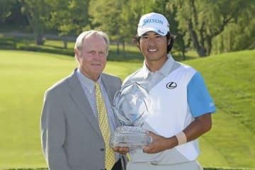 松山英樹はPGAツアー4年間で5勝を挙げた(写真は2014年6月のメモリアル・トーナメント) Photo by Chris Condon/PGA TOUR