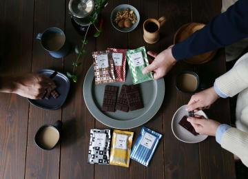 チョコレートブランドの「Minimal」