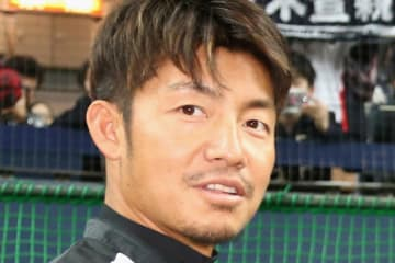 今季、2000安打を達成した阪神・鳥谷敬【写真:Getty Images】