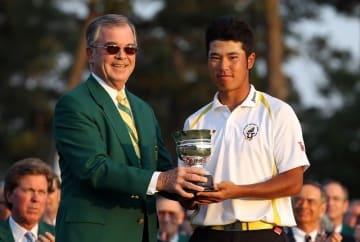 松山英樹は2011年のマスターズを皮切りに、これまでにメジャー21試合に出場している Photo by Ross Kinnaird/Getty Images for Golf Week