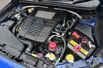 スバル レヴォーグ 1.6 STI Sport STI Performance パーツ装着車