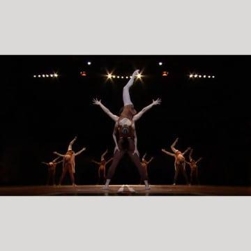 「踊る第九交響曲」が圧倒的な映像で映し出される