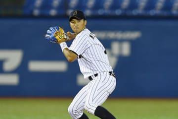 大学時代に侍ジャパンに選出された巨人・吉川尚輝【写真:Getty Images】