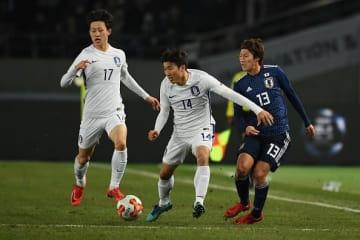 EAFF E-1チャンピオンシップで日本を撃破した韓国代表 photo/Getty Images