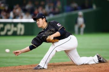 侍ジャパンにも選ばれ活躍した牧田和久【写真:Getty Images】