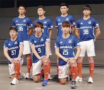 7人の新加入選手