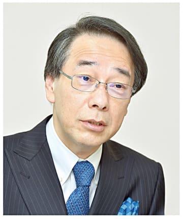 日本伸銅協会・柴田会長