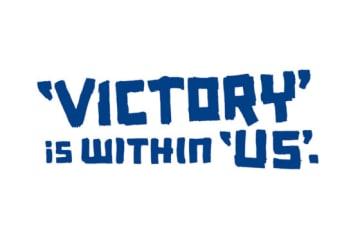 横浜DeNAベイスターズのスローガンが『VICTORY is within US.』に決定【写真提供:横浜DeNAベイスターズ】