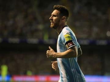アルゼンチンの命運を握るメッシ photo/Getty Images