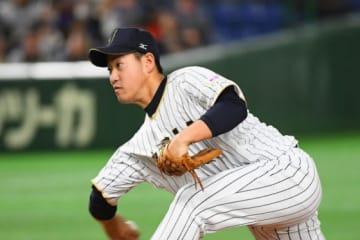 パドレスに移籍した牧田和久【写真:Getty Images】