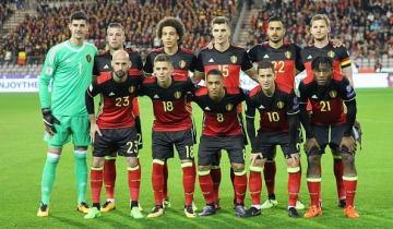 欧州予選無敗、43得点を記録したベルギー代表はグループの本命だ photo/Getty Images