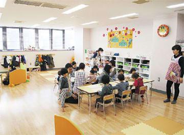 4月に定員を50人に拡大する鎌倉おなり小規模保育室