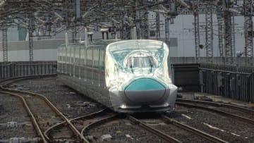 東北 新幹線 E5系 はやぶさ