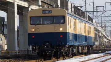 クモユニ143 しなの鉄道 北しなの線 北長野 長野