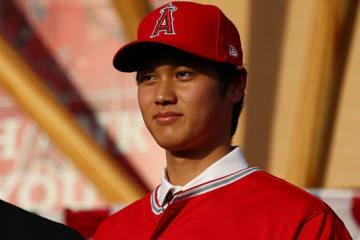 MLB公式サイト選出の「スーパーローテーション」に早くも名を連ねた大谷翔平【写真:Getty Images】