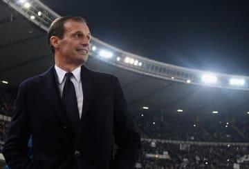 チームのベストを試行錯誤するアッレグリ監督。今季こそ悲願の欧州制覇なるか photo/Getty Images