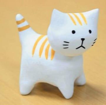 投稿!ミニ事件簿グランプリ年間大賞者に贈られるミニ事件簿ネコの手びねり人形